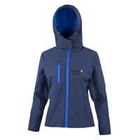 DTSC  - Result Core Ladies Lite Hooded Softshell Thumbnail